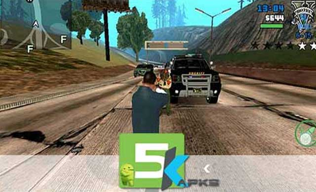 Download Gta 5 in Android