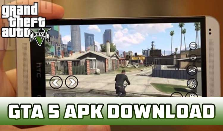How to Download Gta 5 in Android