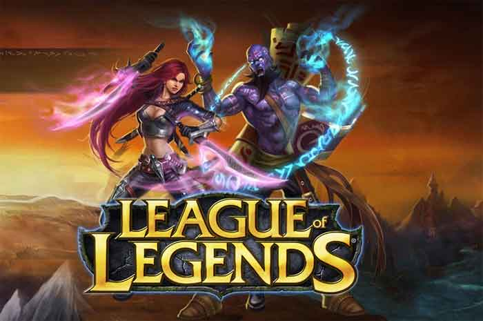 The Game League of Legends