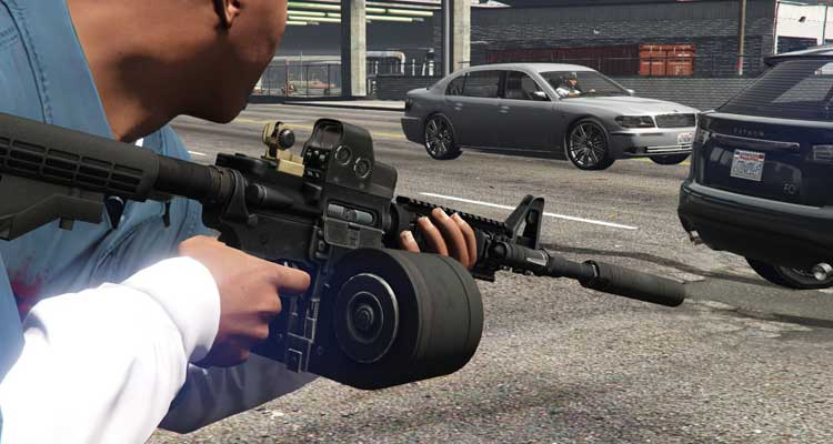 Weapons You Can Unlock In Gta 5