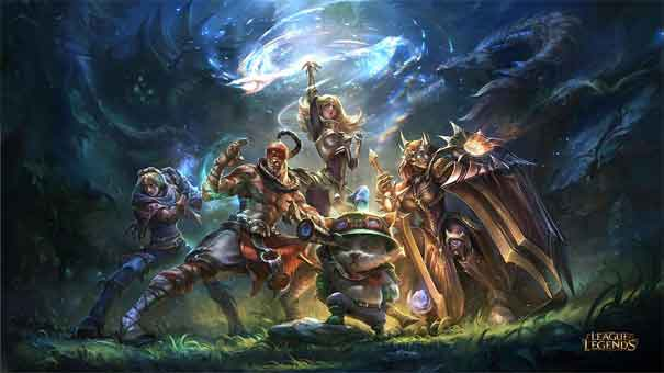 how many skins are there in League of Legends 2019