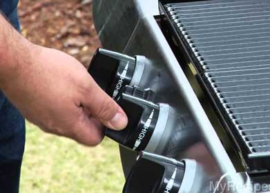 How to Turn Off The Gas Grill