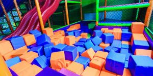 how to build an indoor playground
