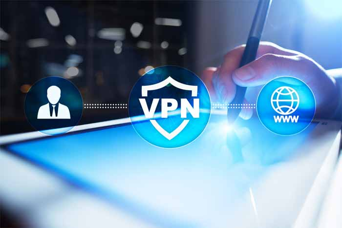 How do I setup a VPN server address