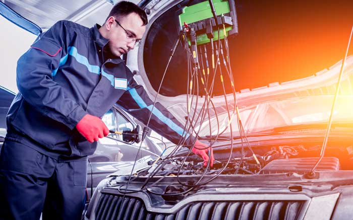 When should I take my car for service
