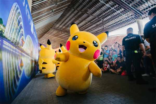 How to sign up for pokemon go