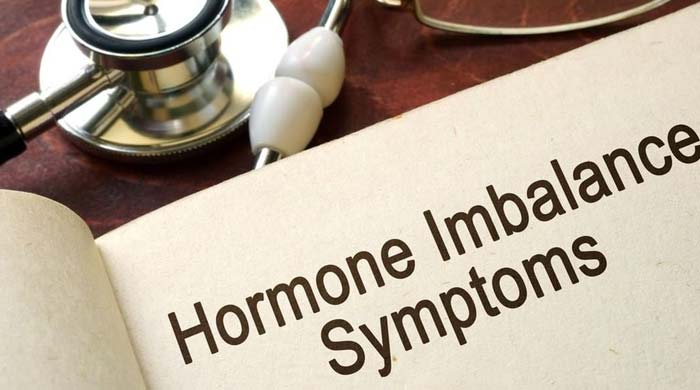 What are the symptoms of hormonal imbalance