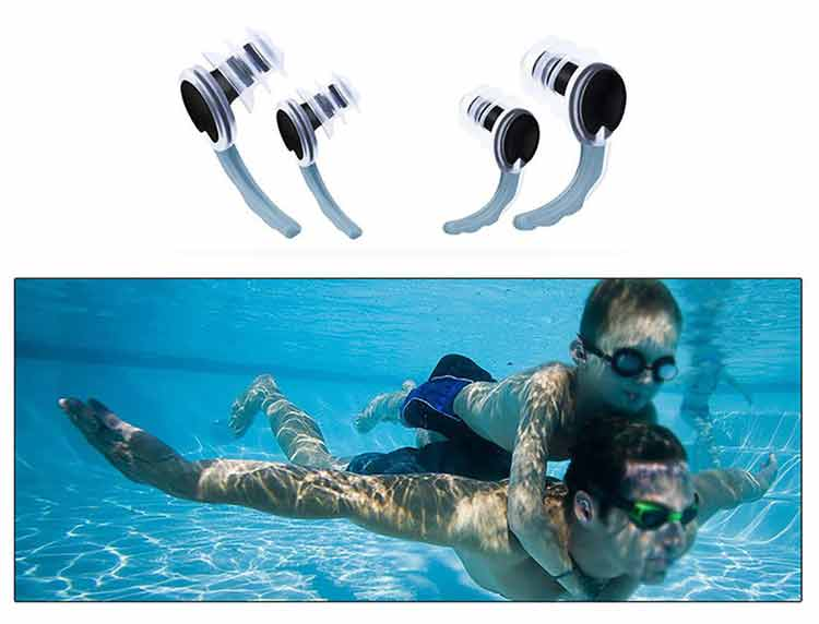 How to put in Earplugs for Swimming