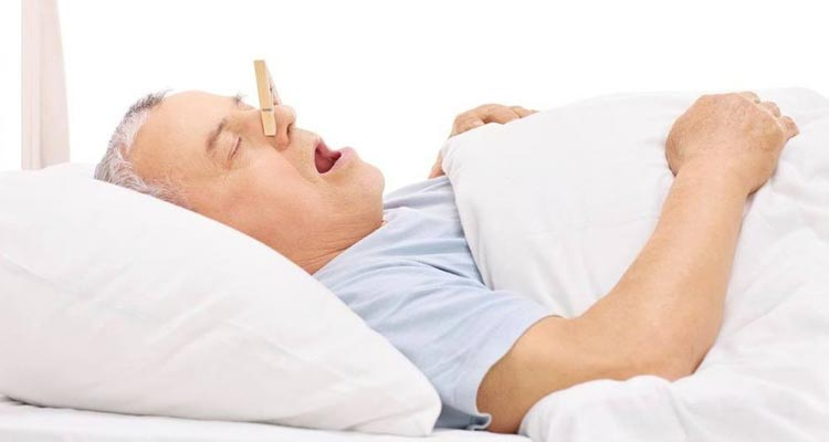 Is Snoring A Sign Of Bad Health