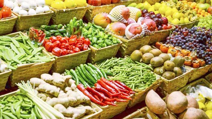 Eat Vegetables Or Fruits