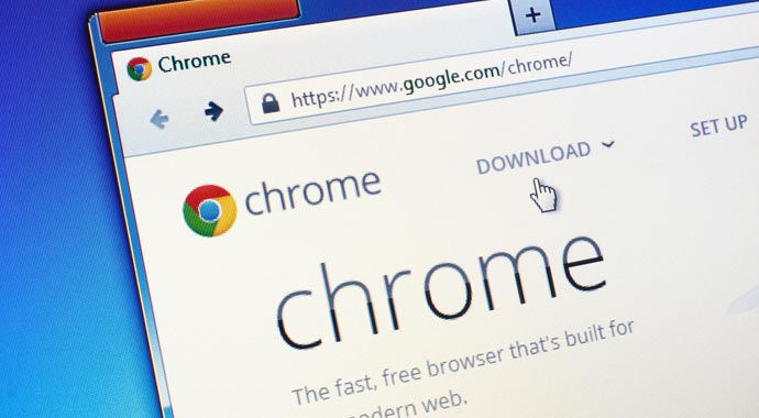 Internet Browser Google Chrome