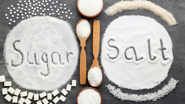 Limited Sugar Or Salt