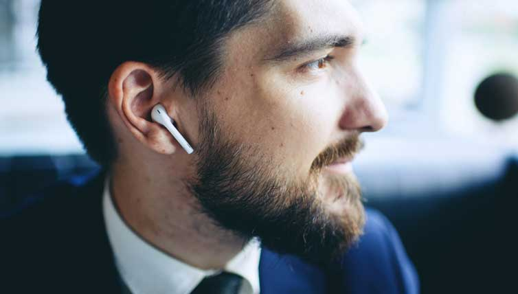 How To Connect Double Wireless Earbuds