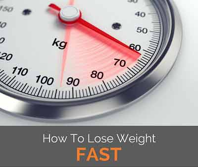 How to lose energy to reduce body weight