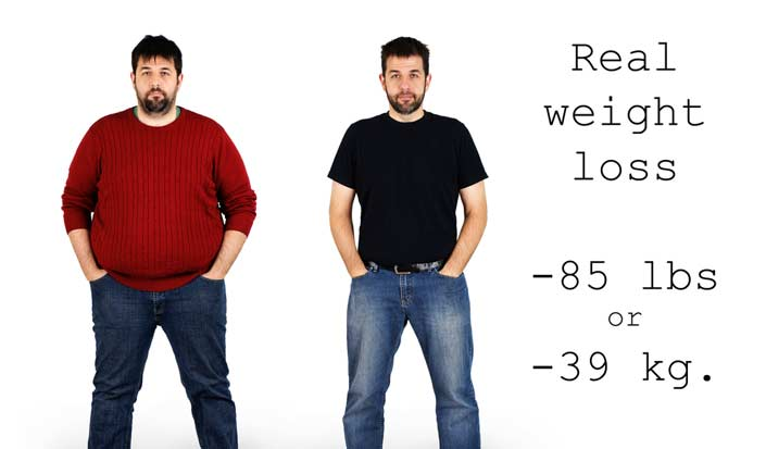 long term weight loss results