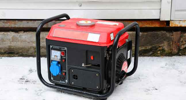 Adjust The Generator Voltage