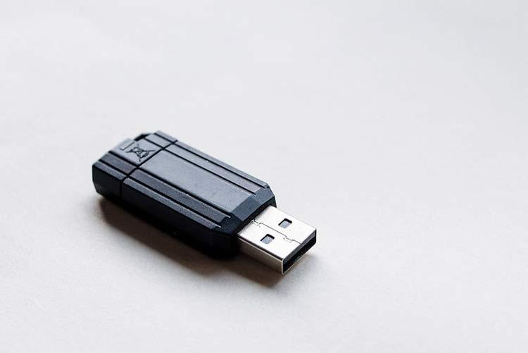 Backup USB-Stick