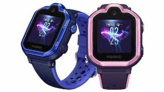 Different versions of smartwatches in the market