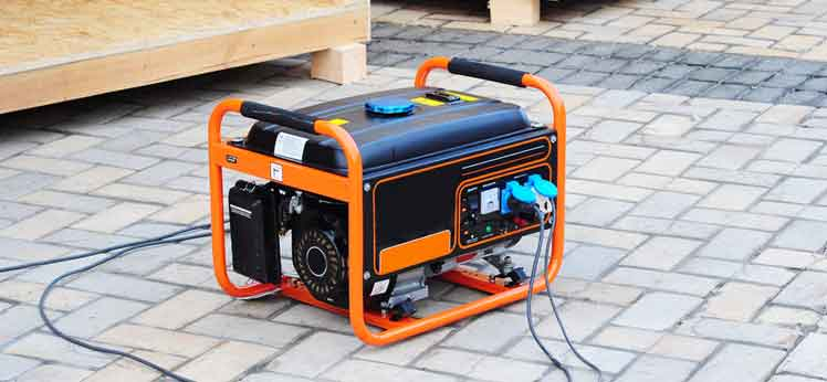How To Adjust The Generator Voltage