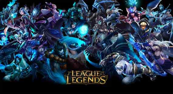 League of Legends sales