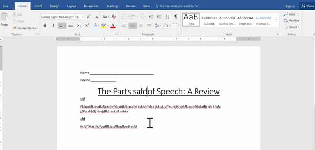 Significance Factor to Download The Microsoft Word