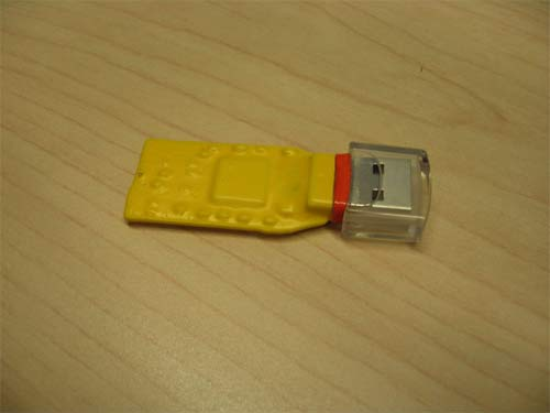 Why is the space in USB drive lower than mentioned
