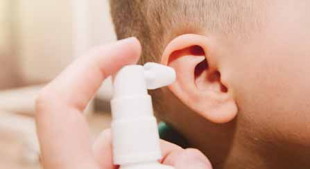 Ear wax device