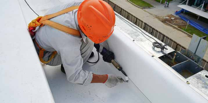 How To Cut PVC Roofing