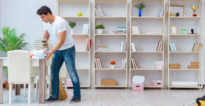 How to Organize a House Cleaning Schedule