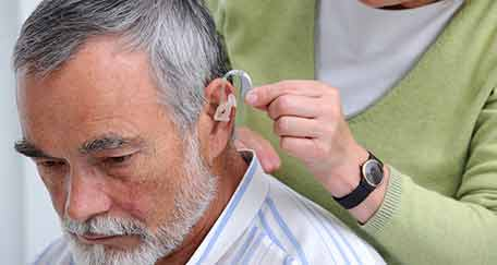 hearing aid treatments