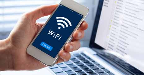 How Wi-Fi and Broadband are Different