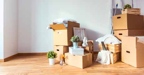 Start to Declutter with Spaces in an Easy Way
