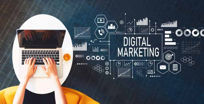 What are the Standard Digital Marketing Services