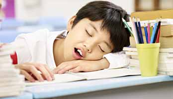 Reasons Of Snoring For Children
