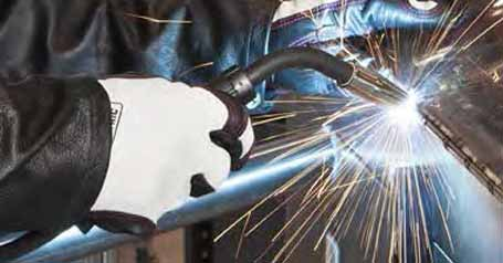 Welding of Manganese Steel