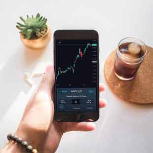 How do trading apps work