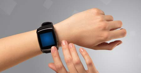 Smartwatches look you stylish