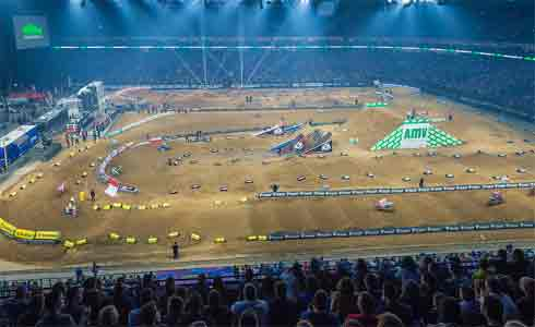 AMA Supercross Schedule