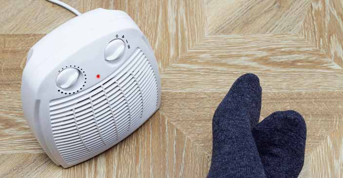Do Personal Heaters Use A Lot Of Electricity
