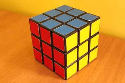 Get the original Rubik cube