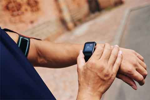 How fitness tracker measures blood pressure