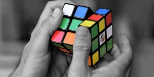 How to Solve a Rubik's Cube for Kids