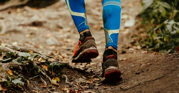 How To Wear Compression Sleeve On Calf