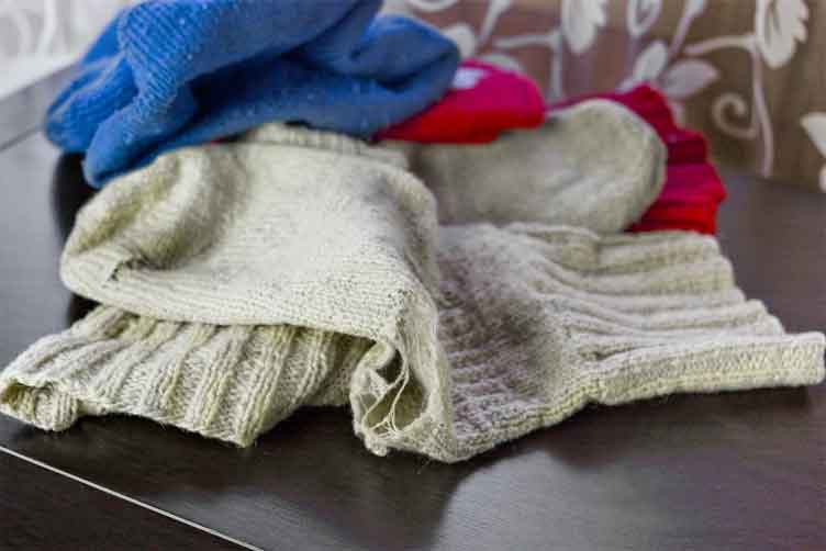 6 Ways to Recycle Old Socks