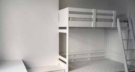 Styles and Features of Cabin Beds