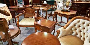 An Easy Method for Antiquing Furniture