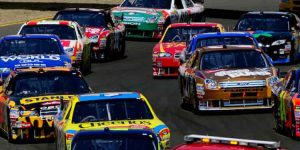 Generations of NASCAR Race Cars
