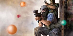 How to Start a Paintball Team