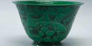 Remove Rust Stains and Water Damage from Pottery and Glass