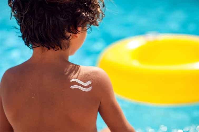 Best Sun Cream Protection for Children
